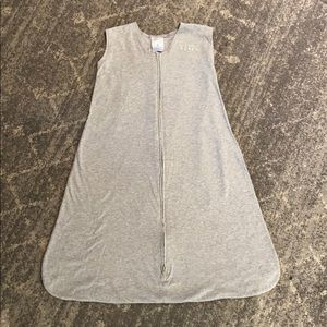 Halo Sleep Sack Grey size L 12-18mo like new
